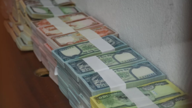 Photo of दशैंका लागि नेपाल राष्ट्र बैंकले नयाँ नोट वितरण शुरु गरेको छ ।