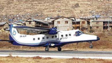Photo of एउटा इन्जिन फेल भए पनि सुरक्षित अवतरण दुर्घटनाबाट बच्यो सीता एयरको जहाज