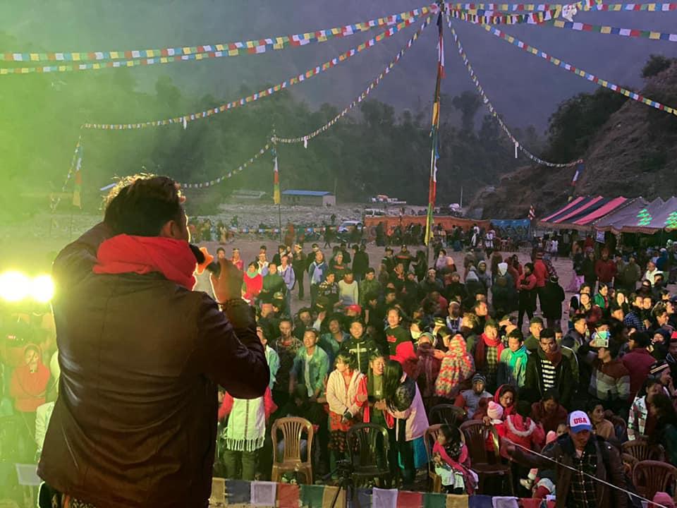 गायक रन्जित लामाको 'नक्कली छामे' बजारमा